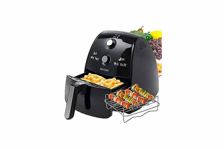 🥇Secura 4 Air Fryer