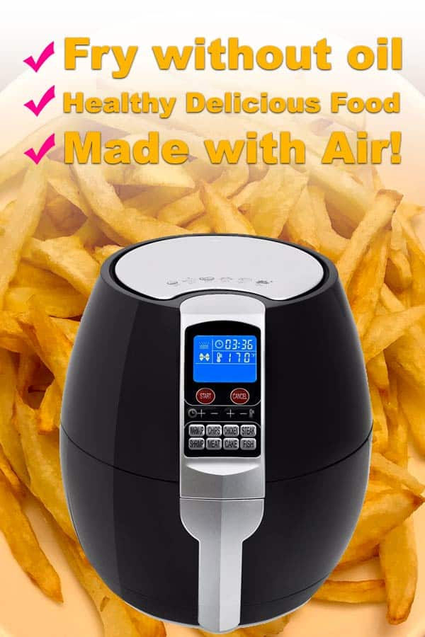 🥇Nuwave Air Fryer