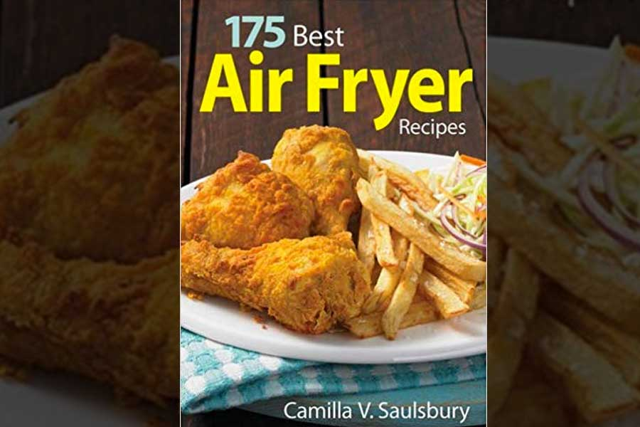 🥇175 best air fryer recipes