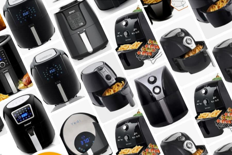 🥇Best Air Fryer Reviews 2020 – The Ultimate Buyer's Guide and Reviews